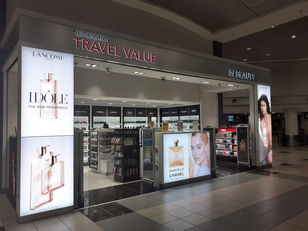 Рекламное оформление торговых центров