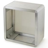 световой короб из алюминиевого профиля 10000 рублей