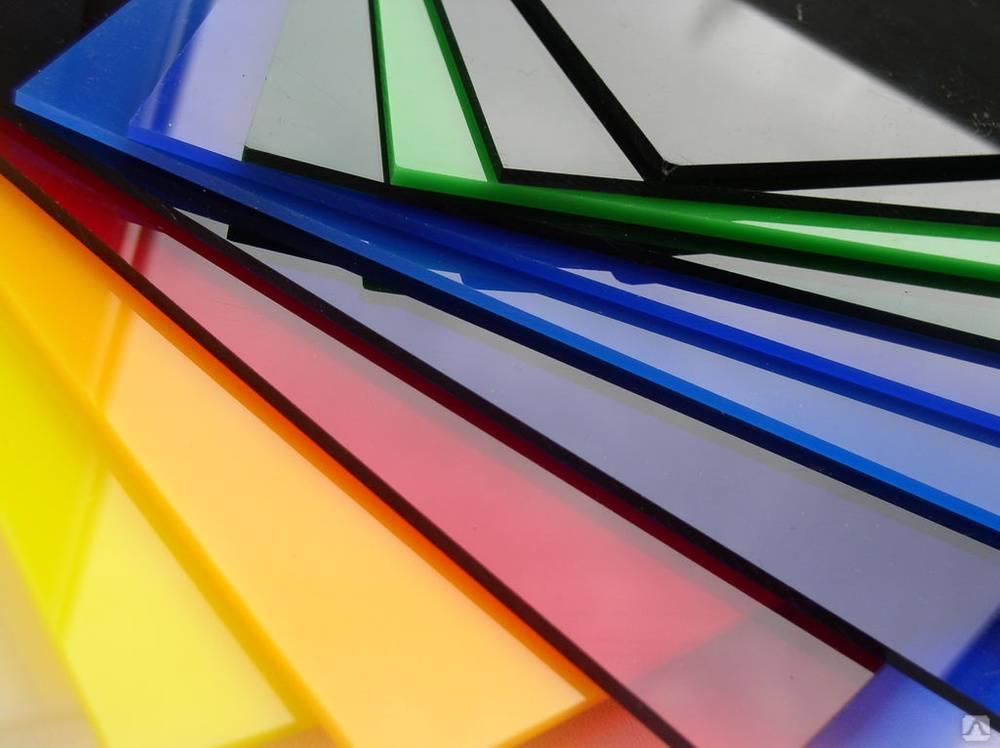 цветной акрил палитра