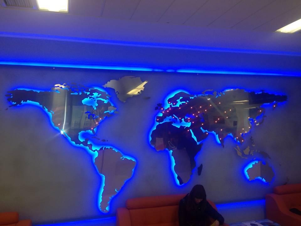карта филиалов из стали в офис