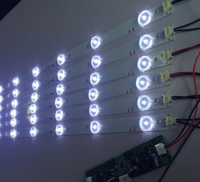 светодиодная линейка для светового короба