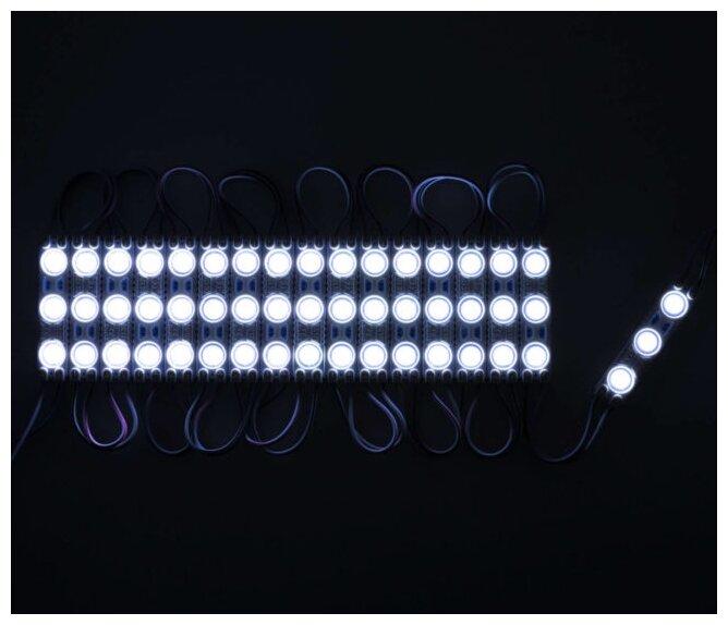 Светодиодные модули в буквы